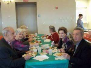 retirees xmas party11