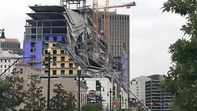 Hard Rock Collapse